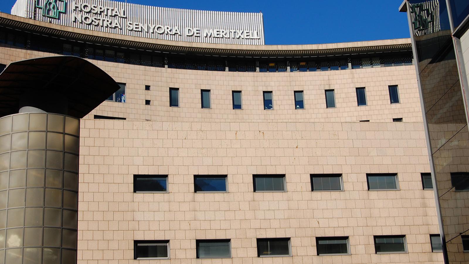 El taxista ja es troba a planta de l'Hospital de Meritxell / ANA
