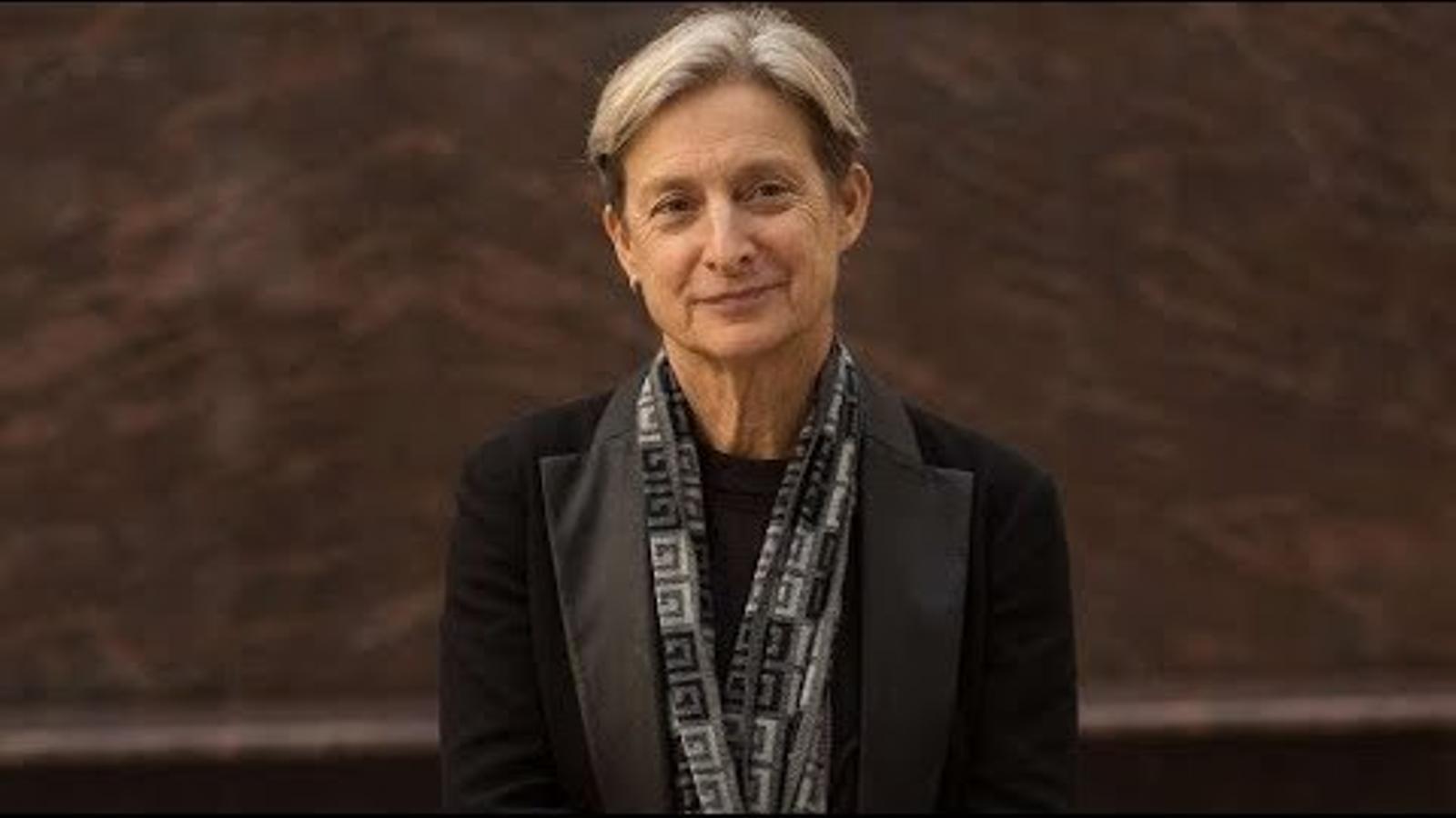 Conferència de Judith Butler al CCCB: 'L'ètica i la política de la no-violència'