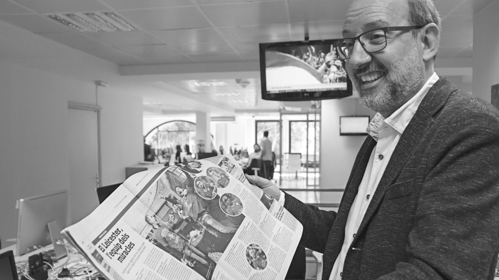 L'anàlisi d'Antoni Bassas: 'Reparar, reconstruir, renéixer'