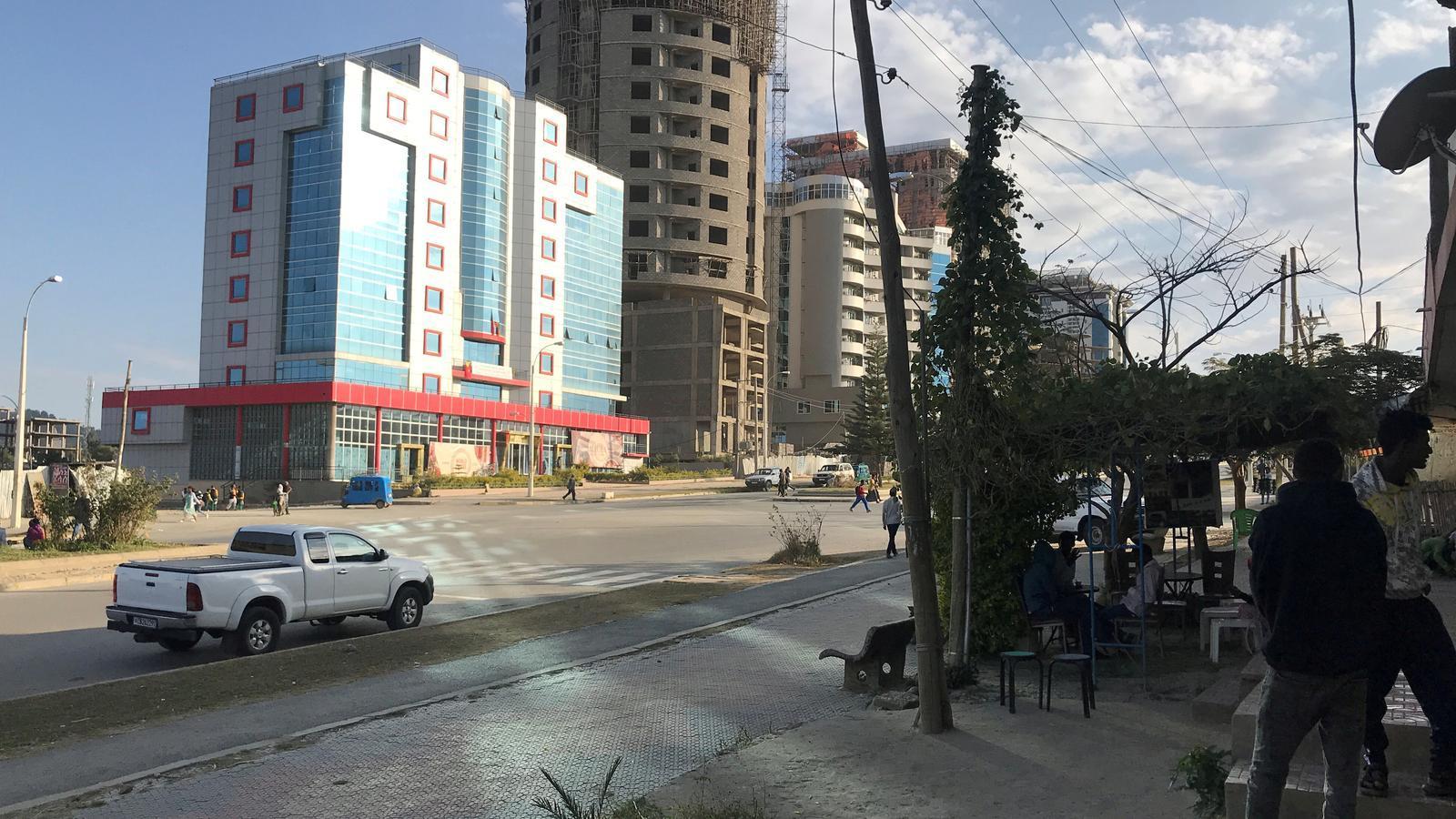 Esclata la guerra a Etiòpia