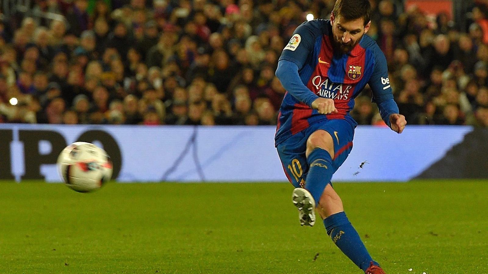 La creueta preferida  de Leo Messi