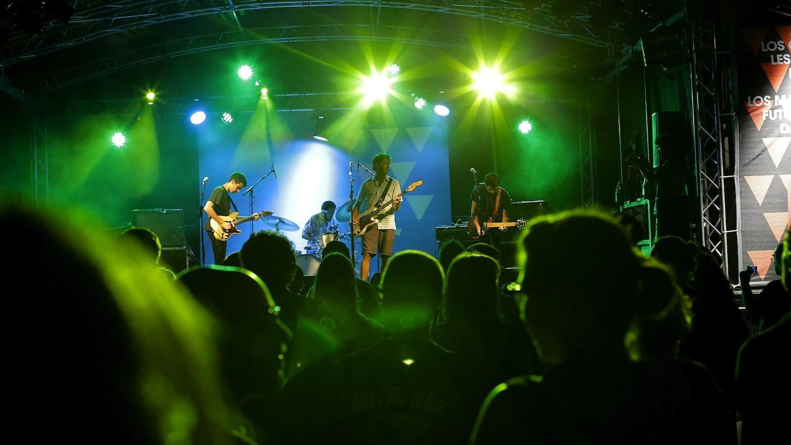 Un 70% dels músics no tenen cap concert per al 2021