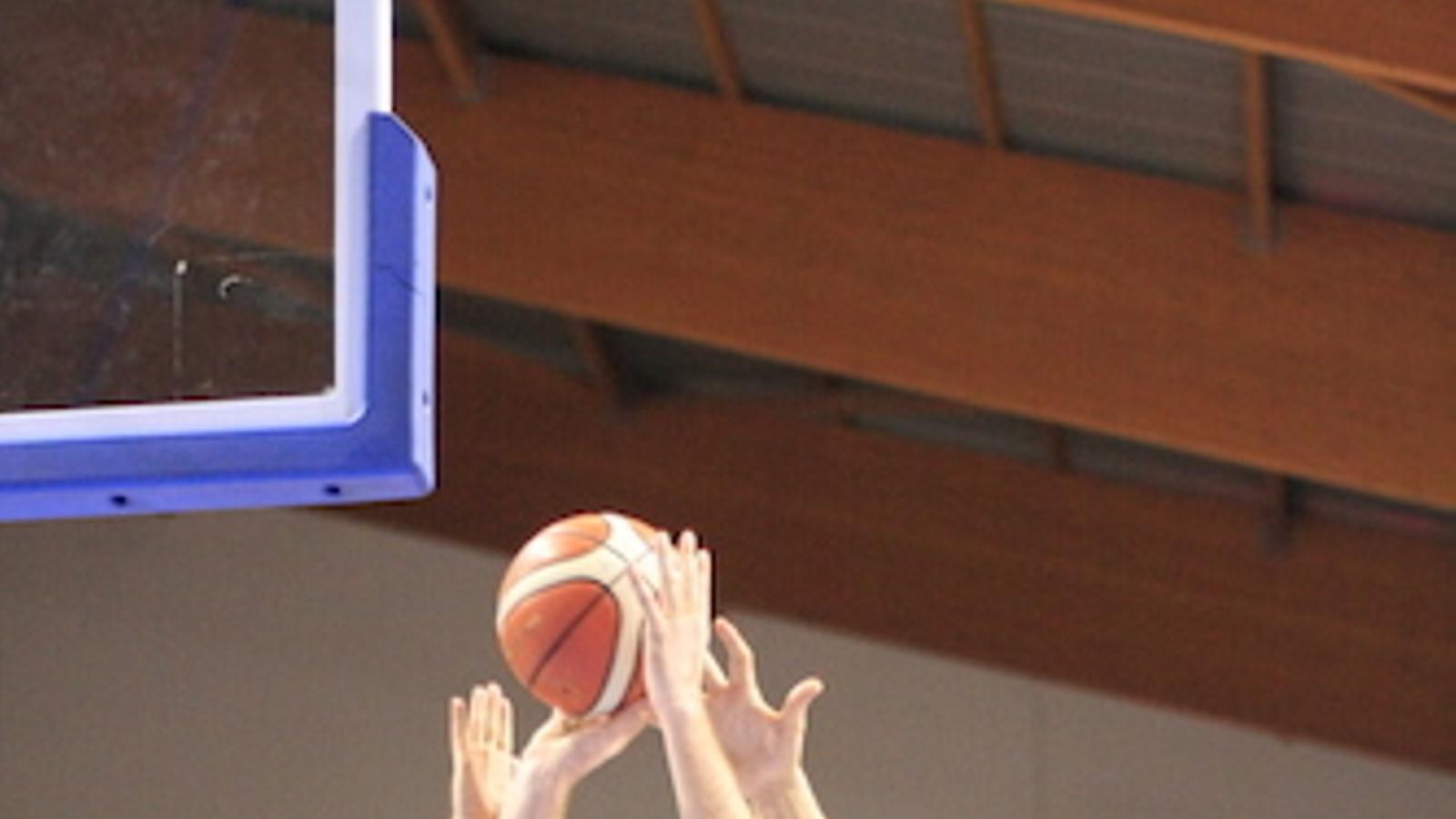 L'Iberojet Palma Bàsquet guanya un partit d''ACB'