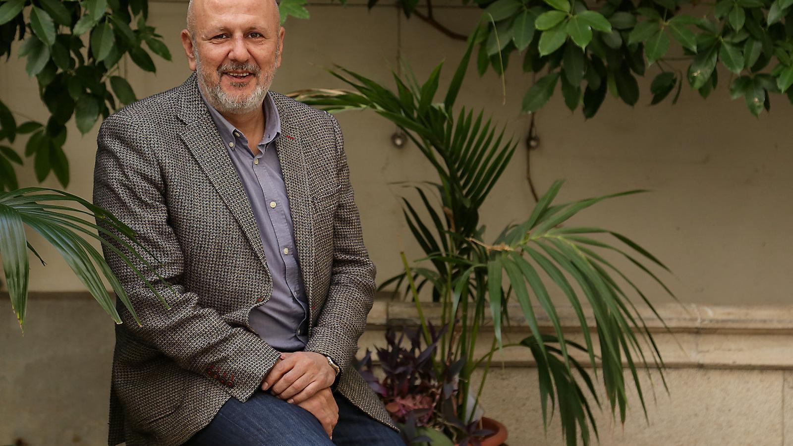 """Miquel Ensenyat: """"El projecte Llucmajor-Campos m'ha llevat la son"""""""
