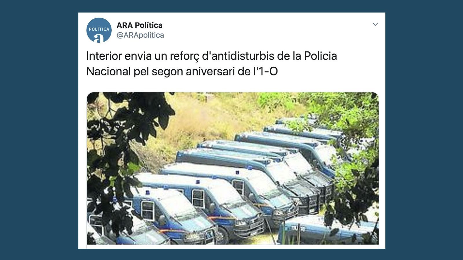 L'anàlisi d'Antoni Bassas: 'Exhumen Franco però ens envien policies'
