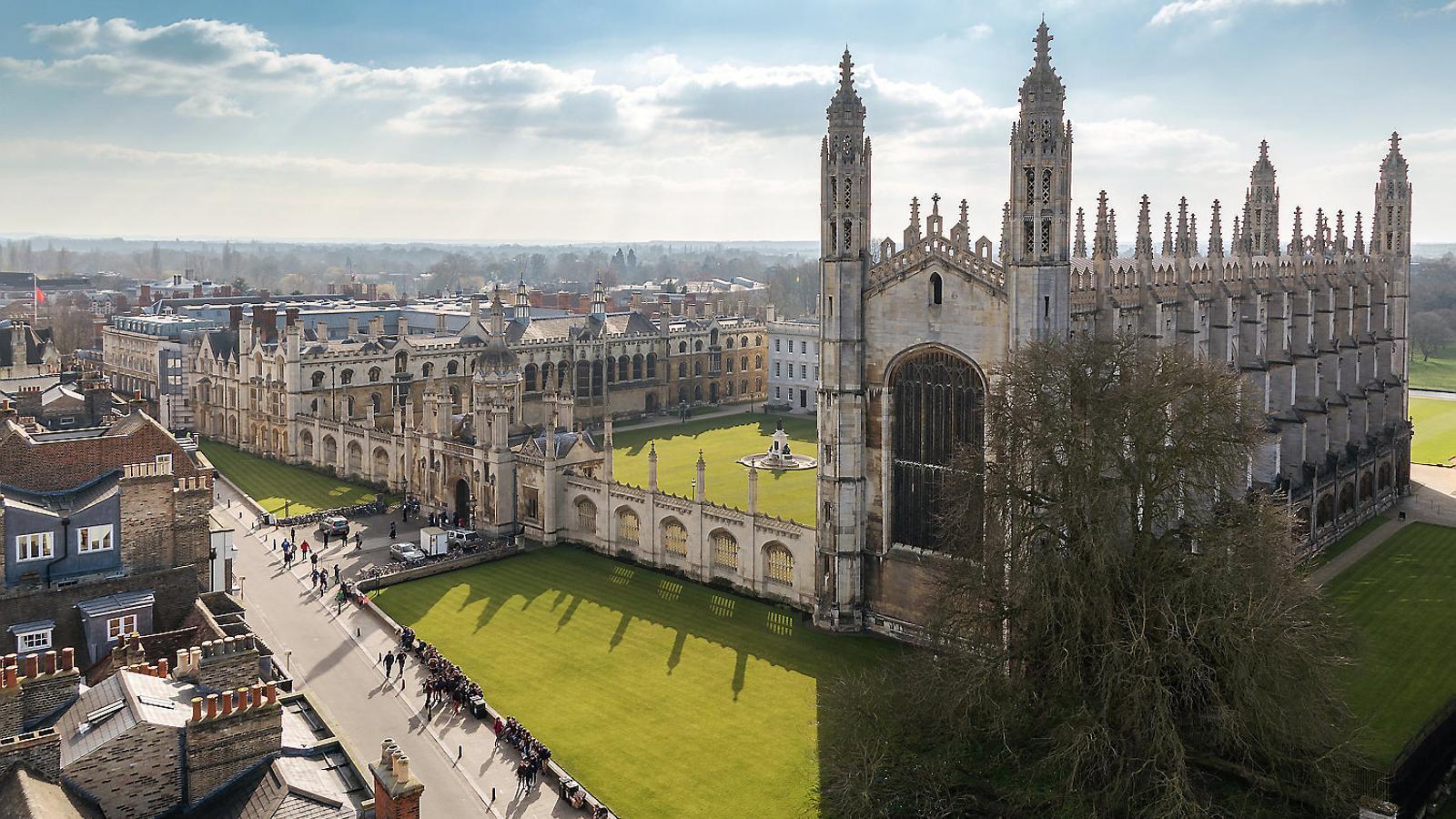 El King's College de Cambridge