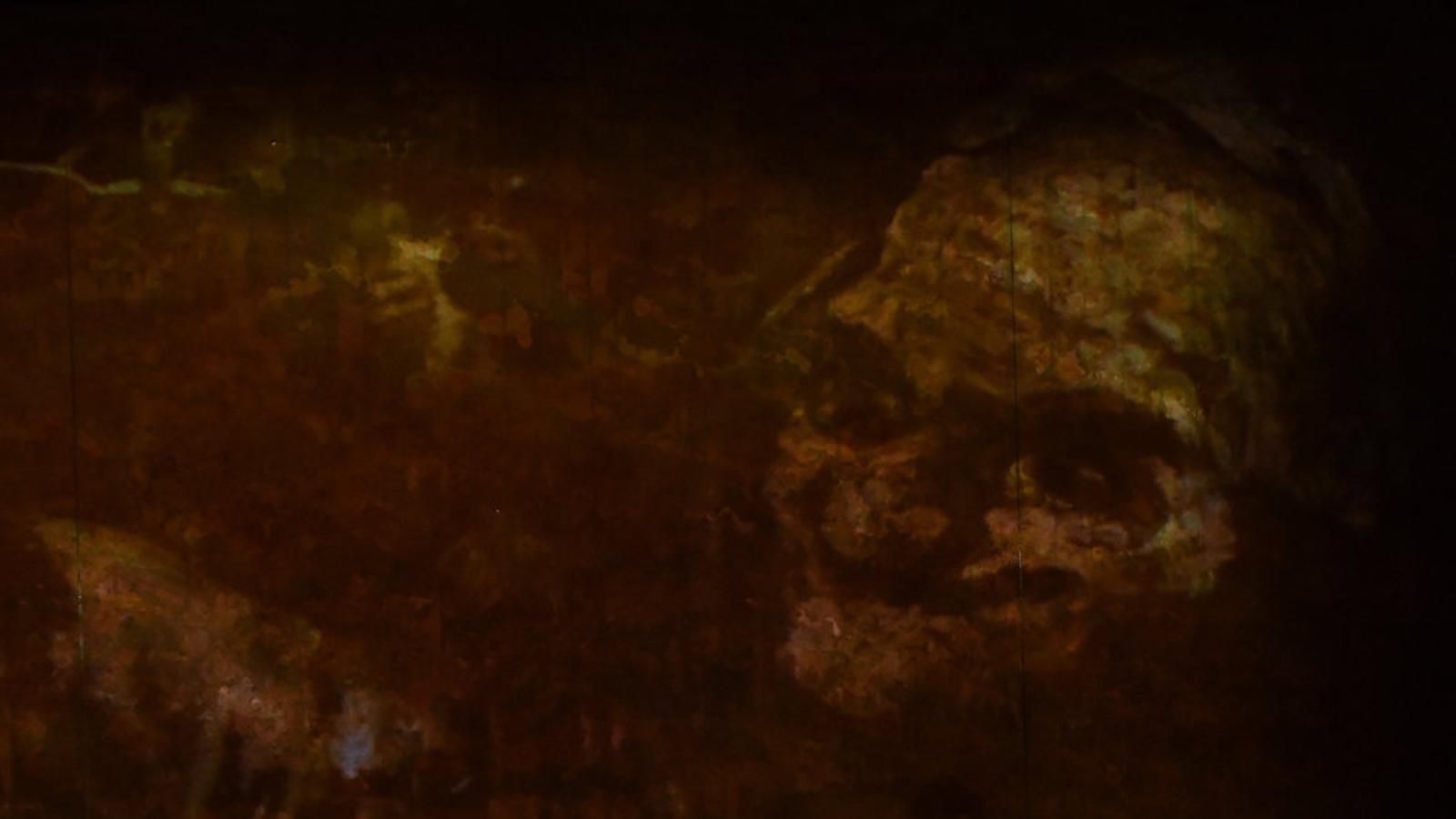 Una escena de l'assaig d'Il trovatore, amb una posada en escena de Joan Anton Rechi inspirada en Goya. / A. BOFILL / GRAN TEATRE DEL LICEU
