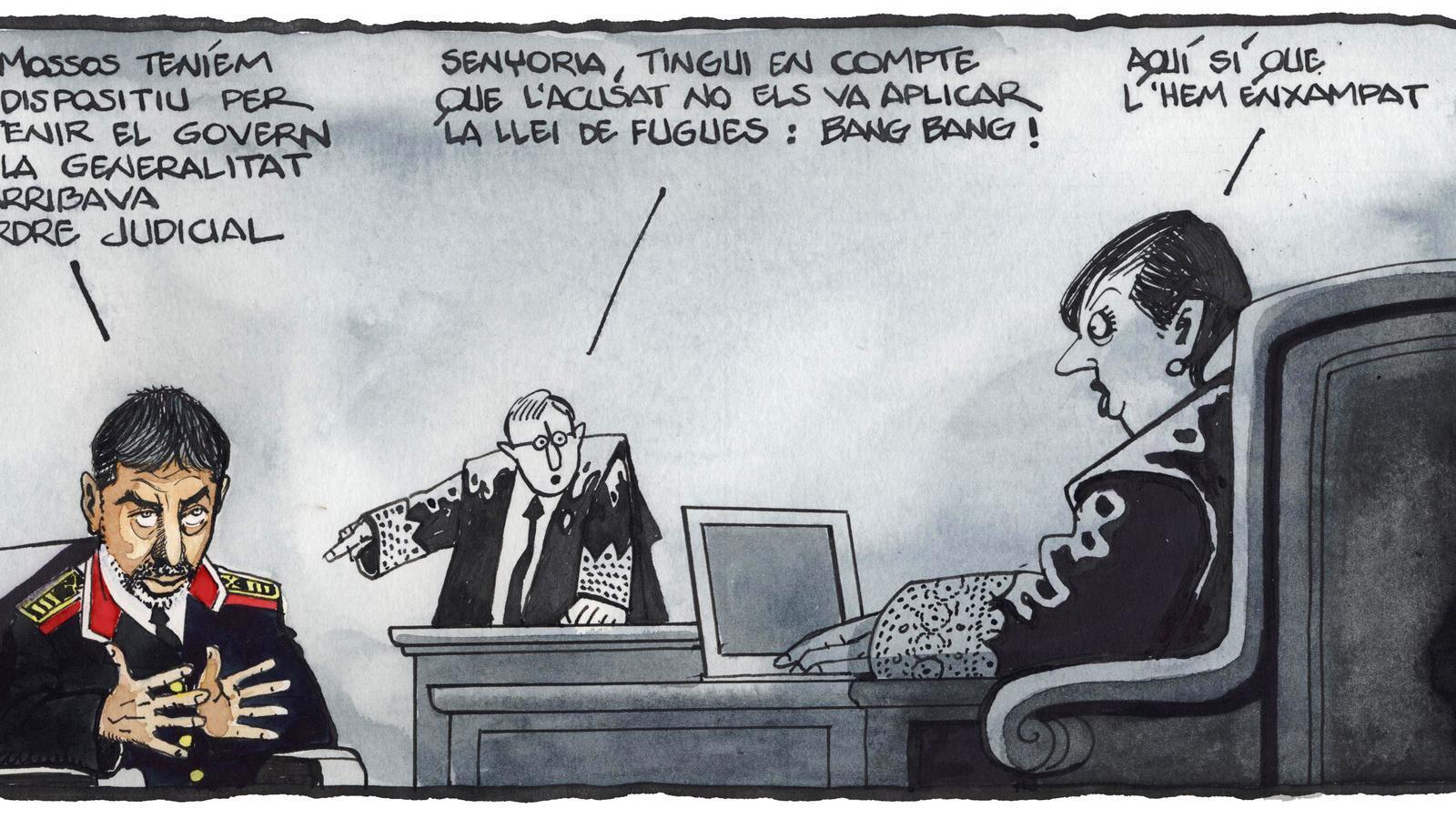 'A la contra', per Ferreres 24/01/2020