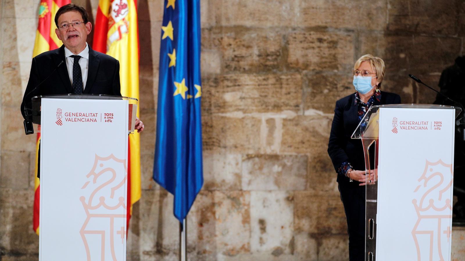 Tancament perimetral durant set dies al País Valencià