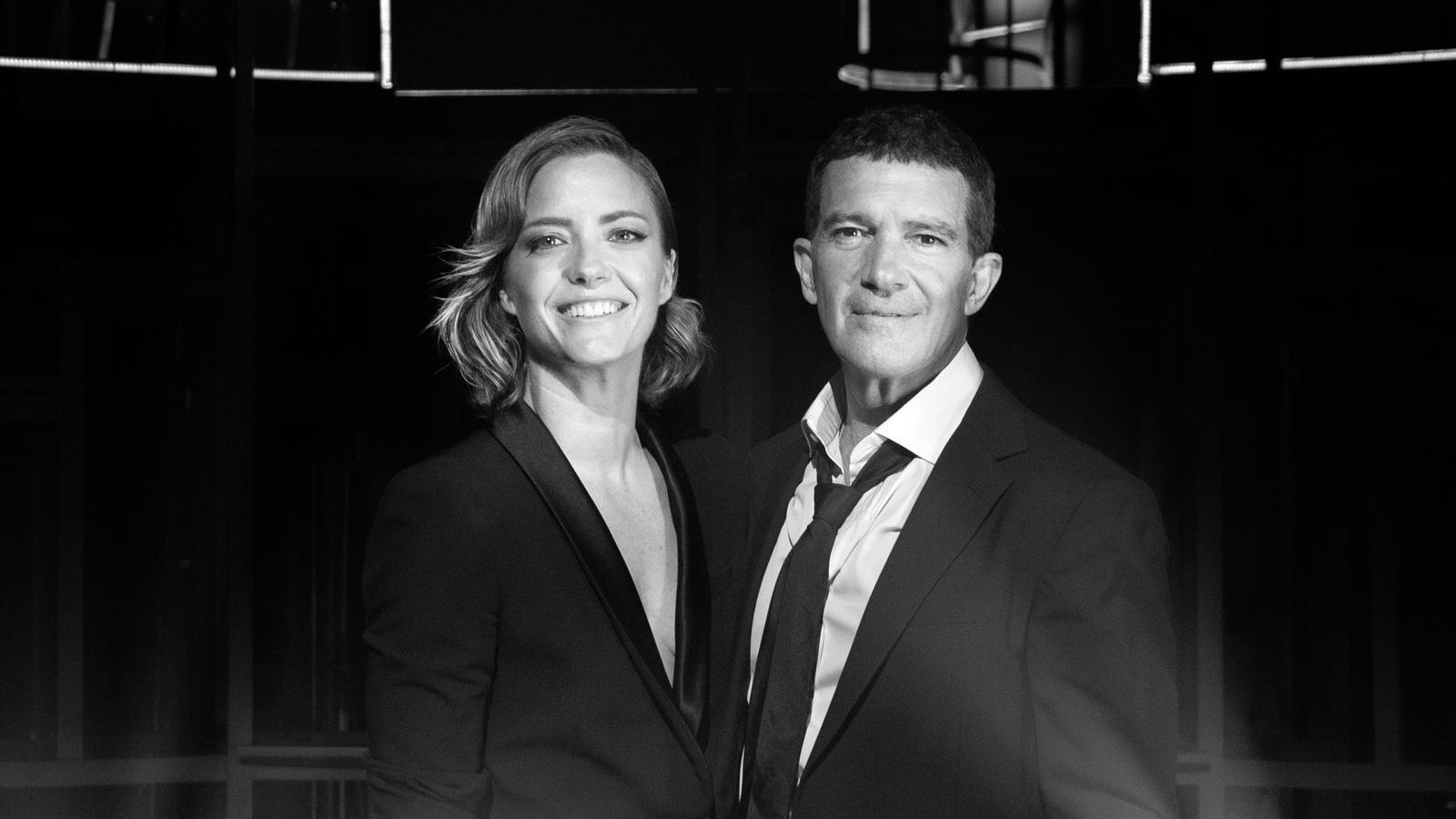 Antonio Banderas i María Casado presentaran un programa sobre música a Amazon Prime Video