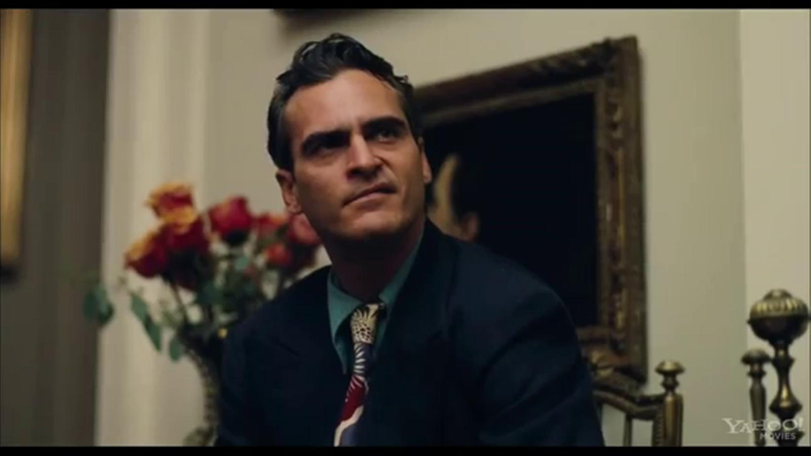 Tràiler de 'The master', el nou film de Paul Thomas Anderson