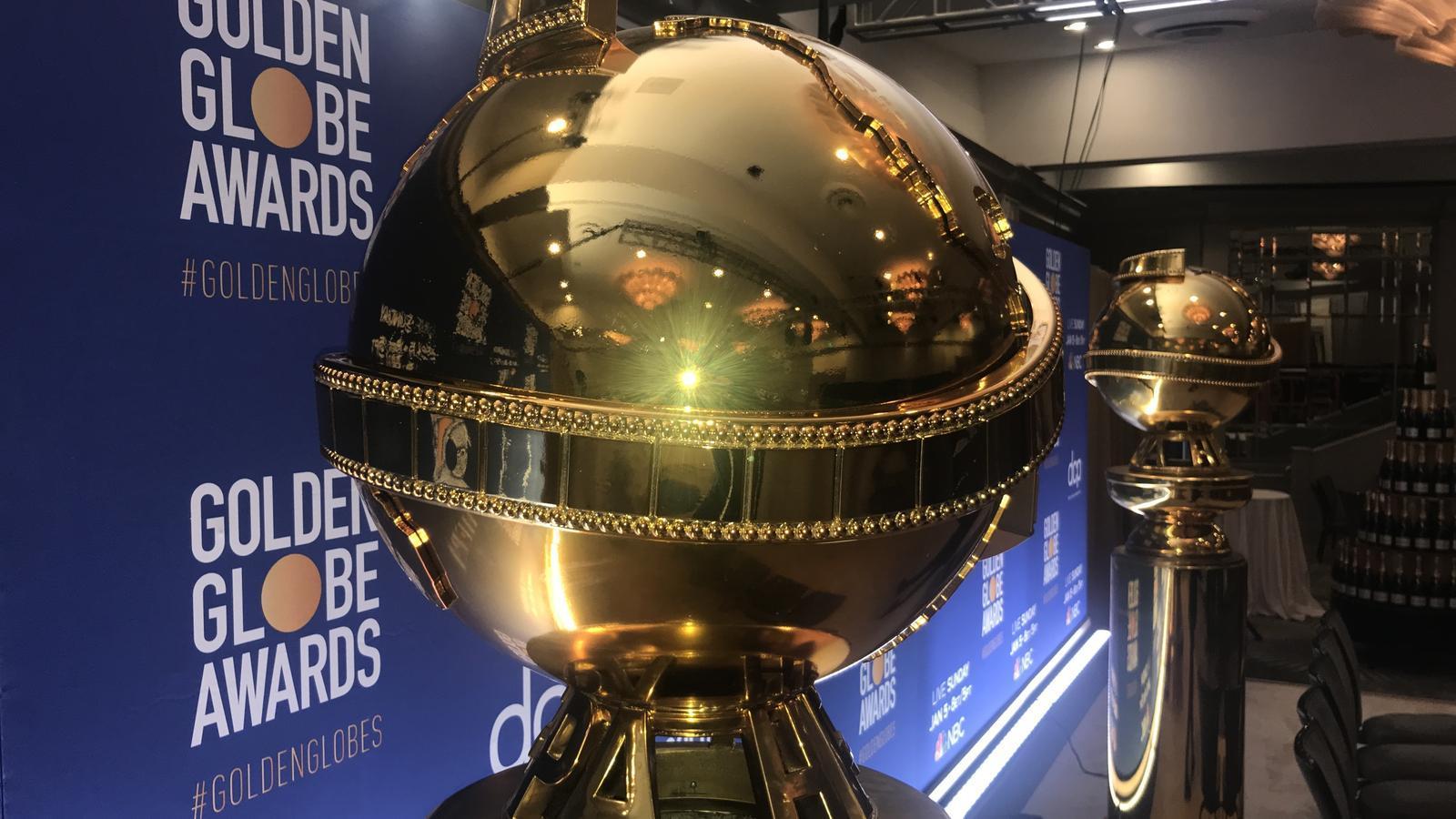 L'NBC cancel·la l'emissió dels Globus d'Or del 2022 per la falta de diversitat dels votants