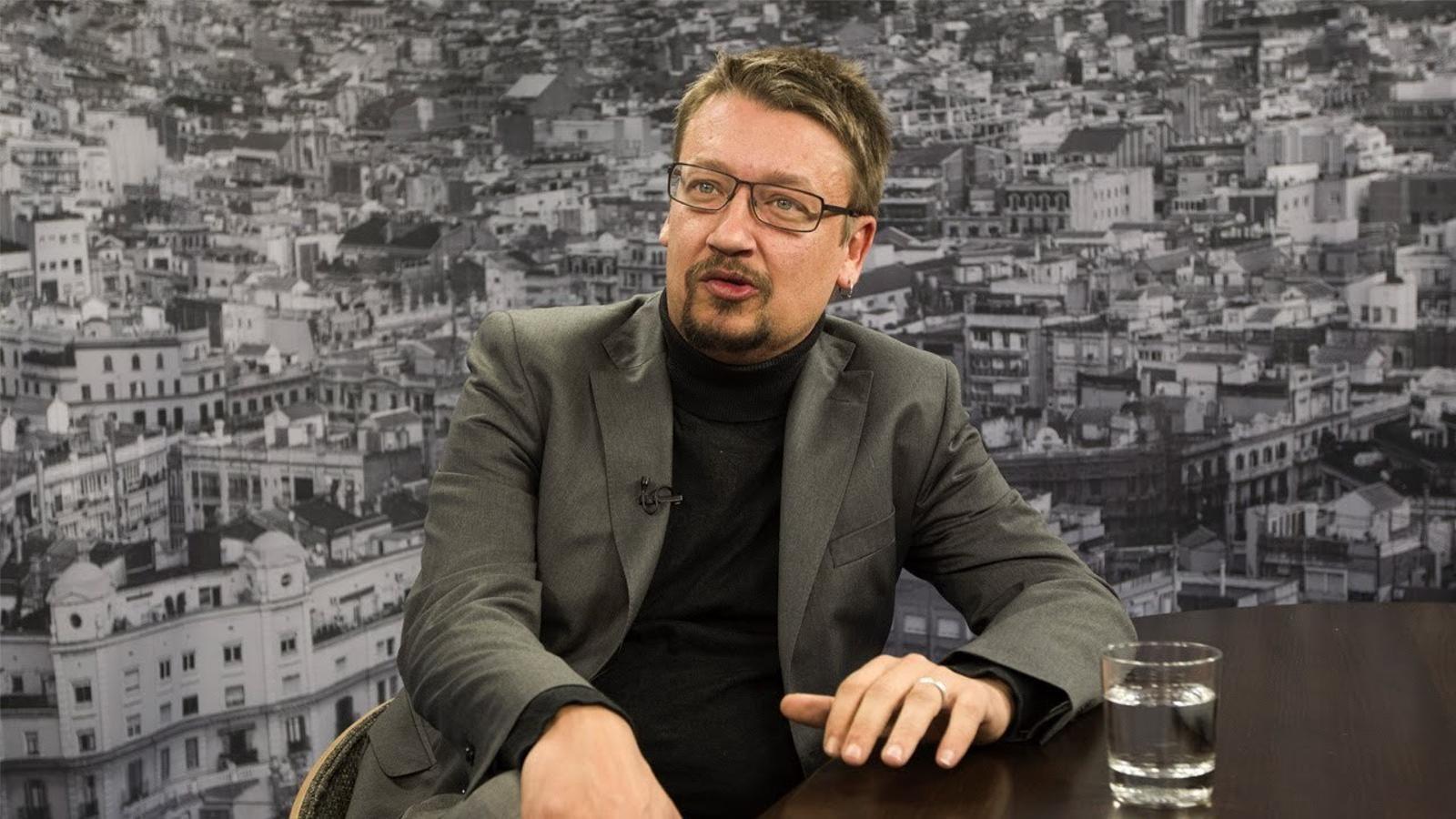 Entrevista de David Miró a Xavier Domènech