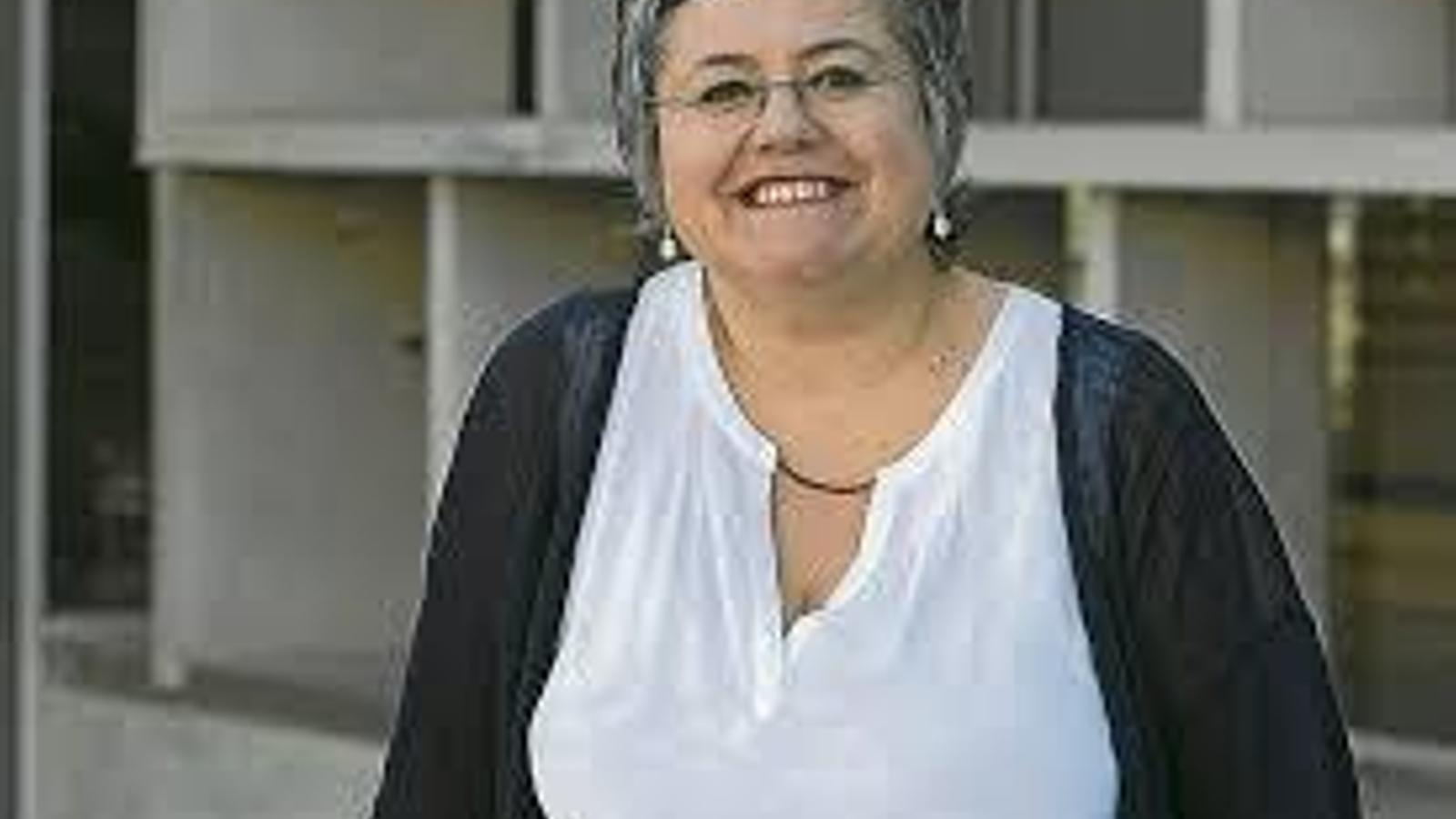 La consellera insular d'Habitatge i Cooperació Local, Cristina Gómez ha jugat un paper fonamental en proposar Menorca.