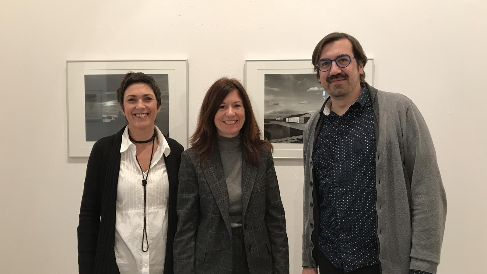 Francisca Niell, Pilar Rubí i Sebastià Mascaró