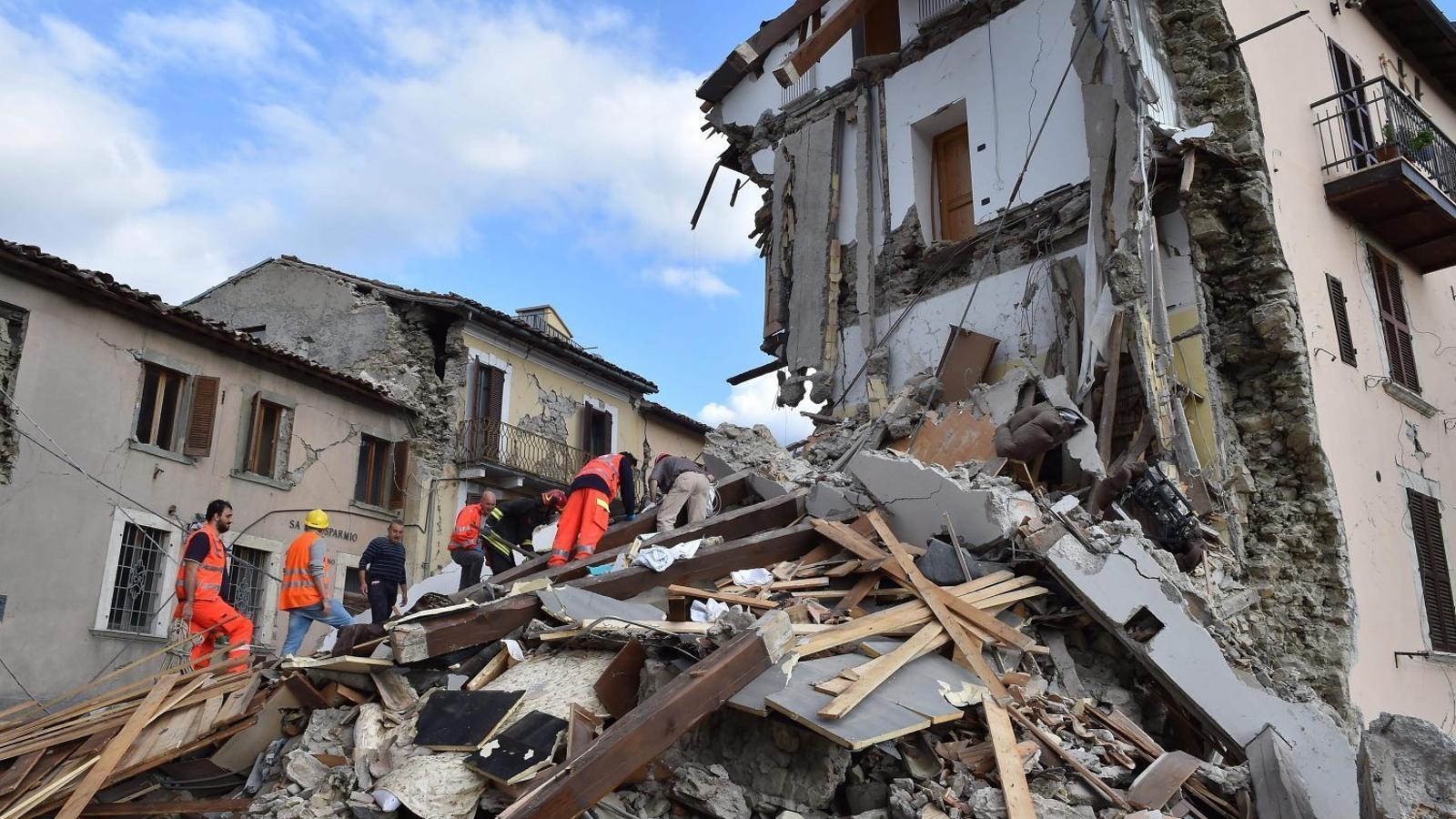 La tragèdia torna a sacsejar Itàlia