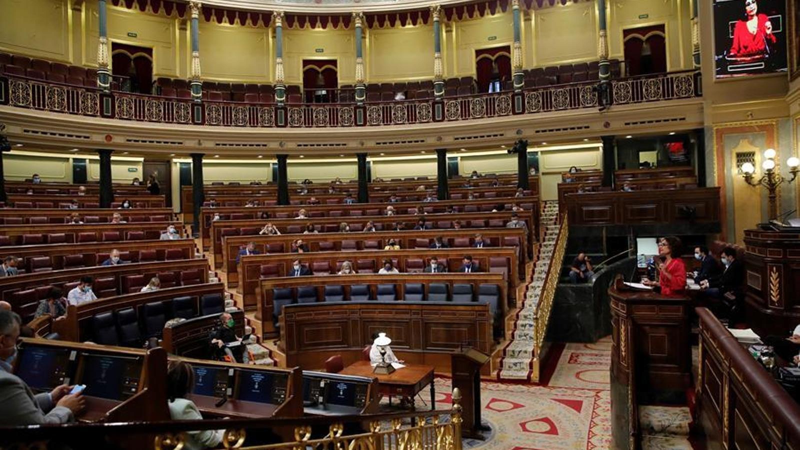 EN DIRECTE | Debat al Congrés sobre la llei de l'eutanàsia