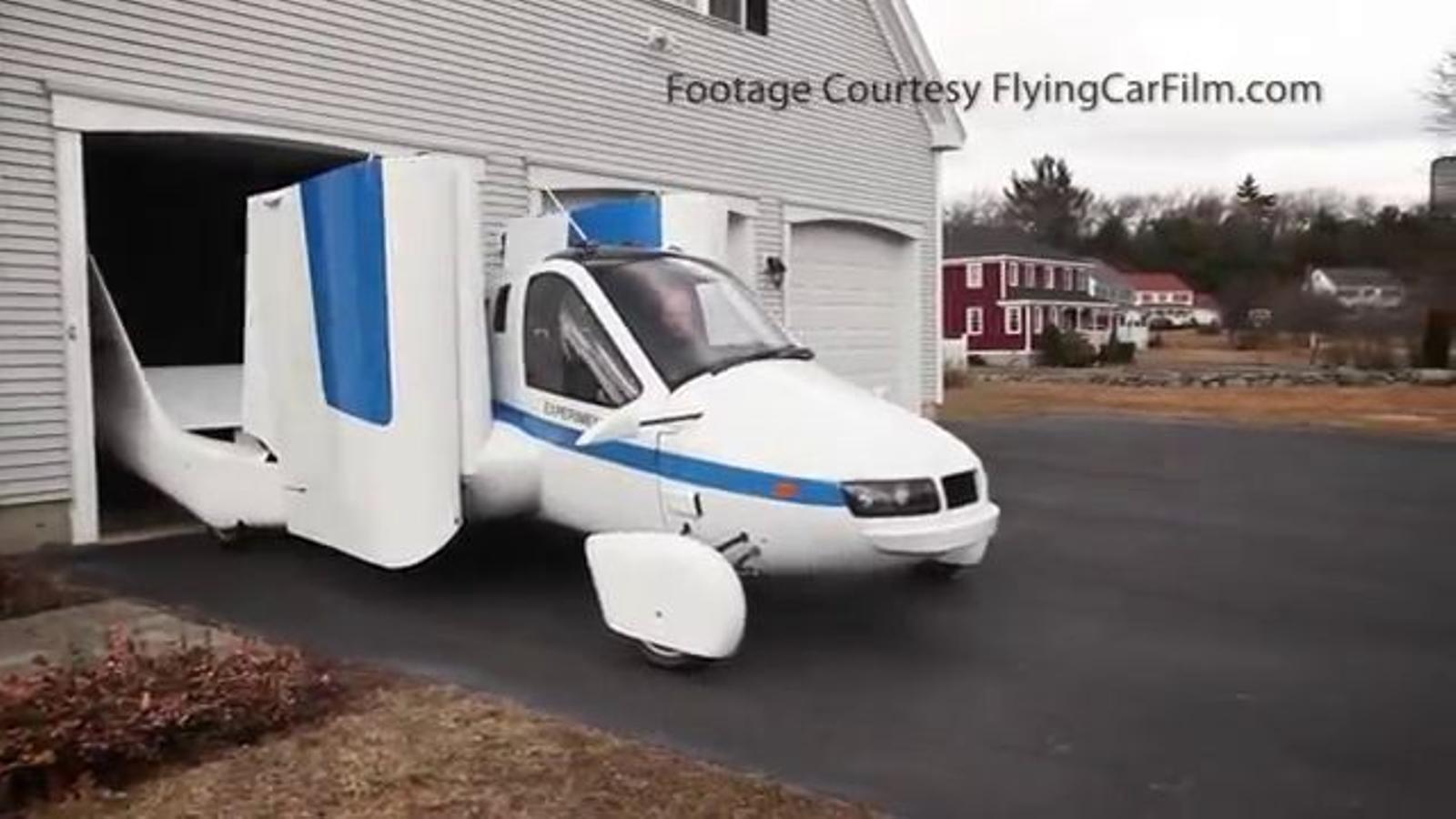 El cotxe volador