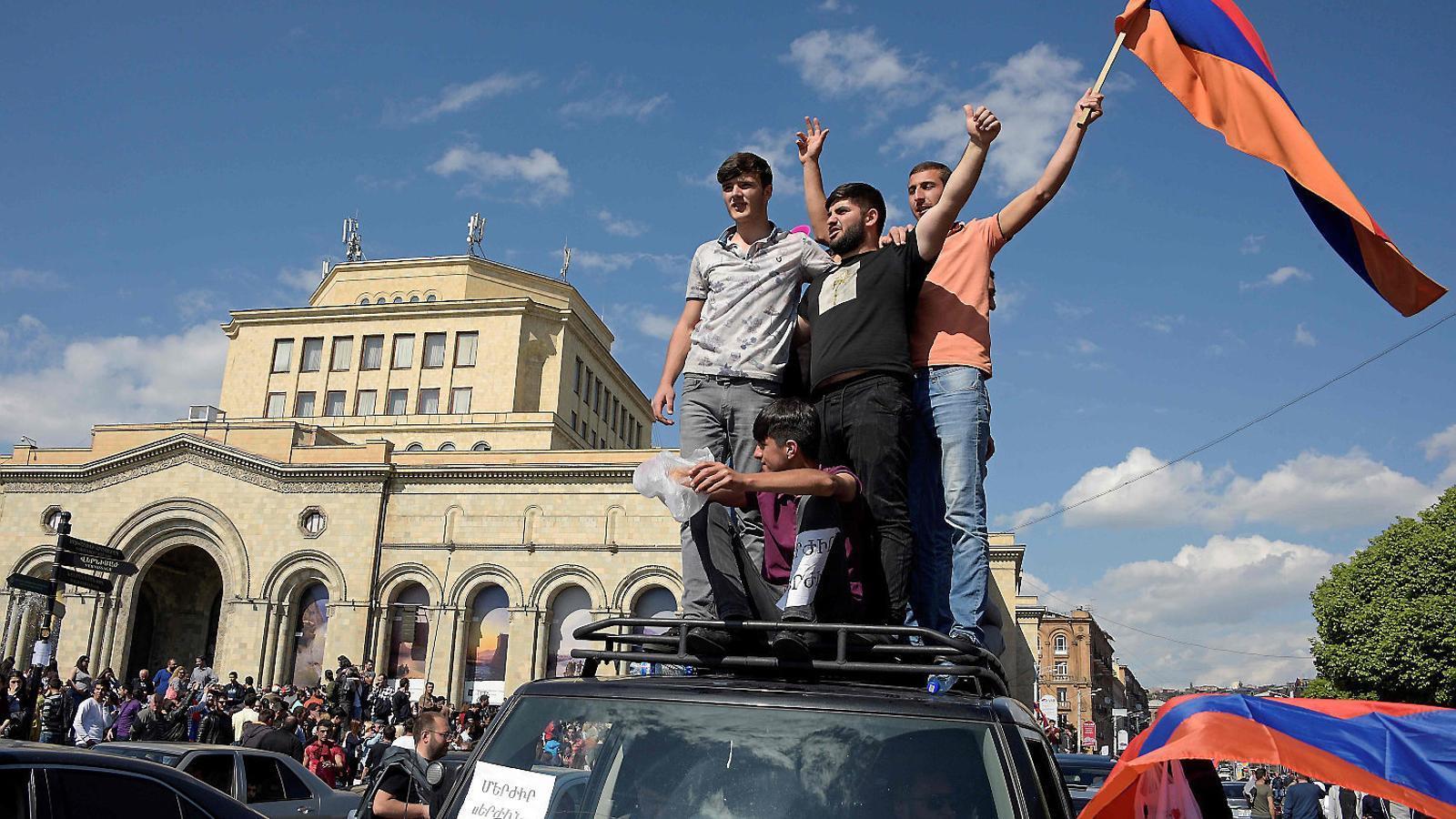 La revolta armènia