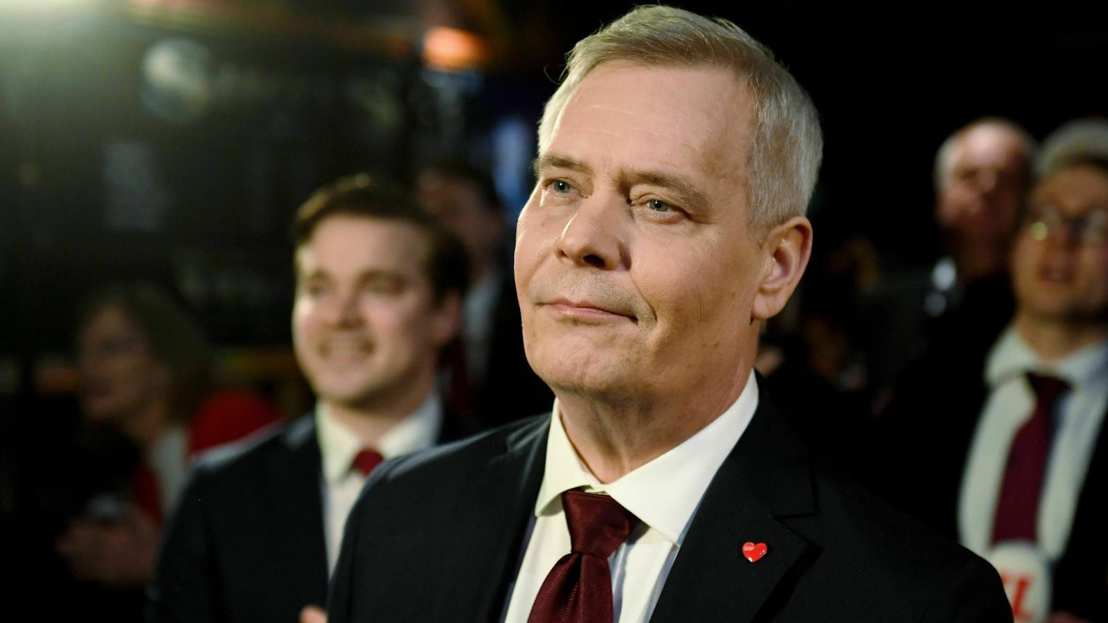 Empat a Finlàndia entre la socialdemocràcia i la ultradreta