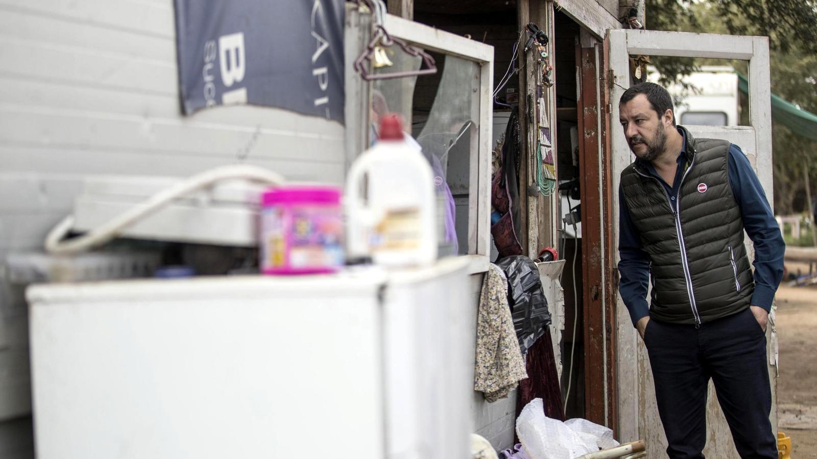 Itàlia posa ara el punt de mira sobre els gitanos