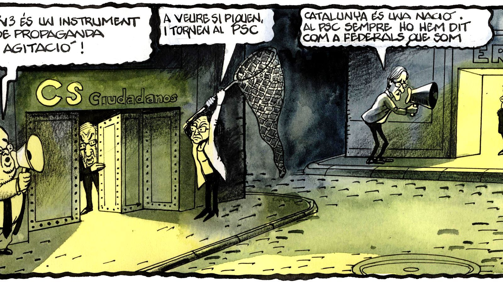 'A la contra', per Ferreres 30/11/2019