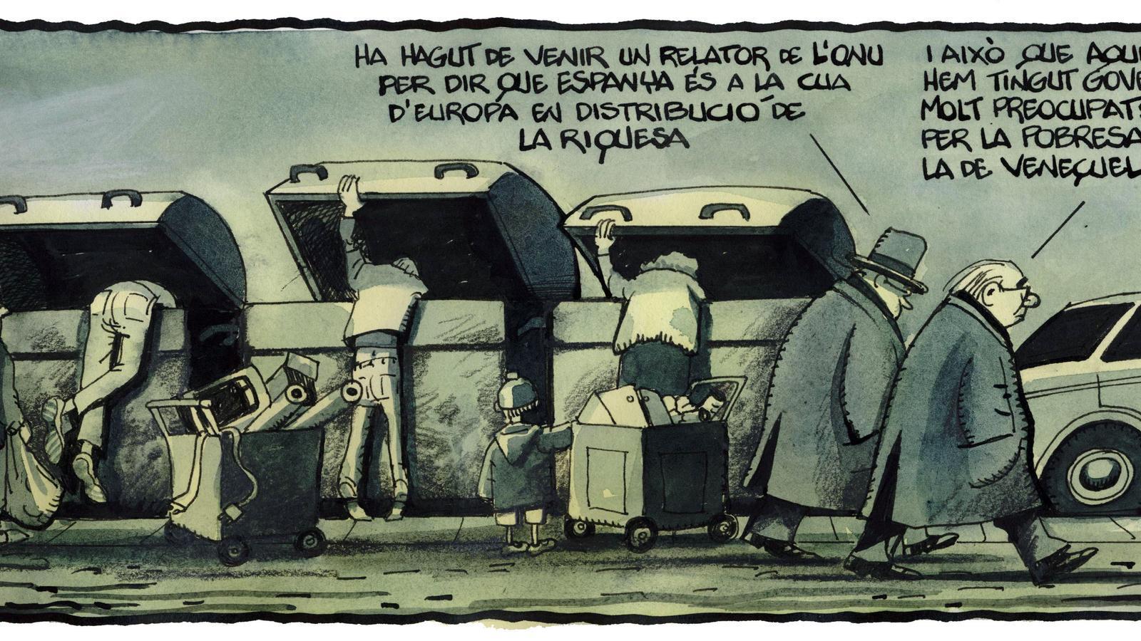 'A la contra', per Ferreres 19/02/2020