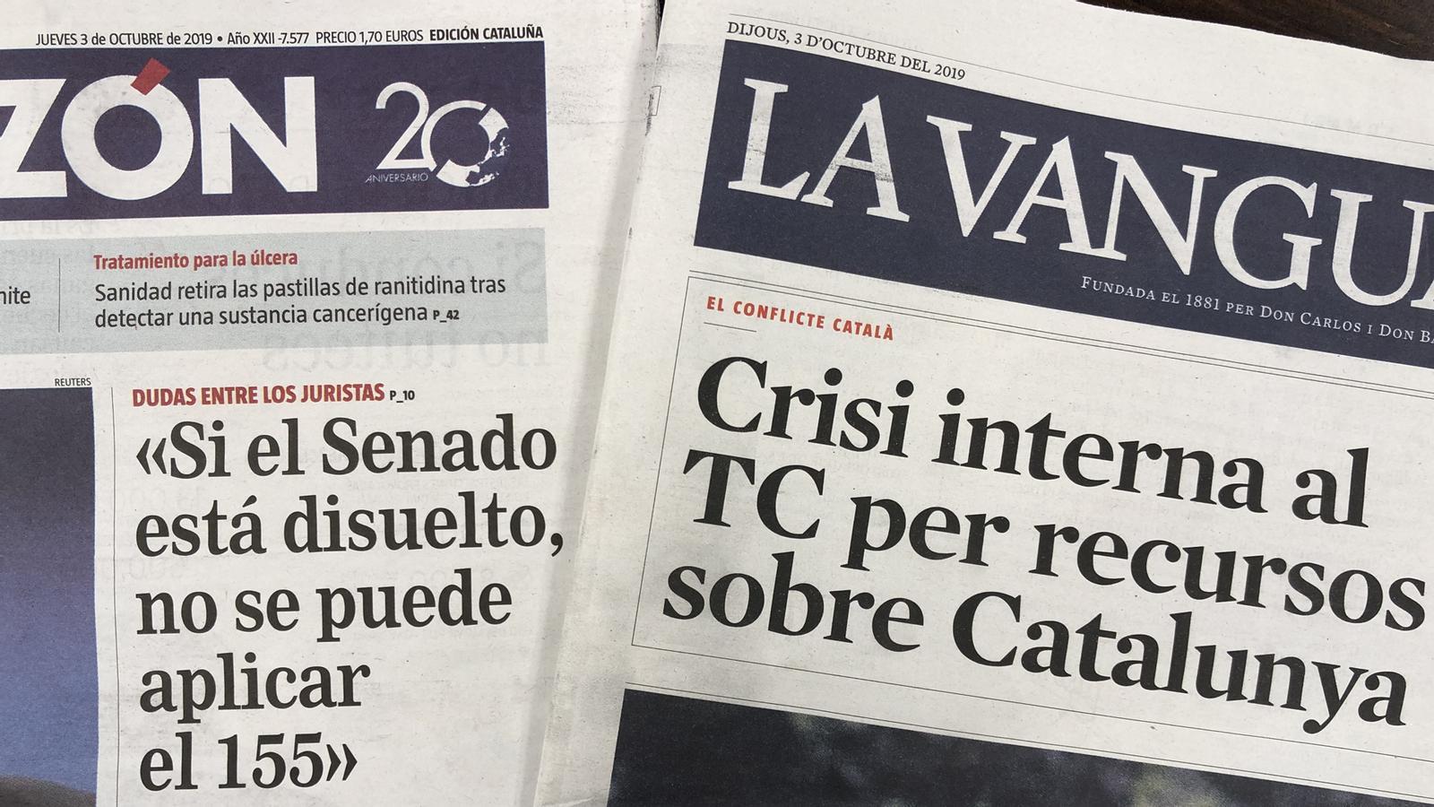 L'anàlisi d'Antoni Bassas: 'L'estat espanyol s'autobloqueja a causa de Catalunya'