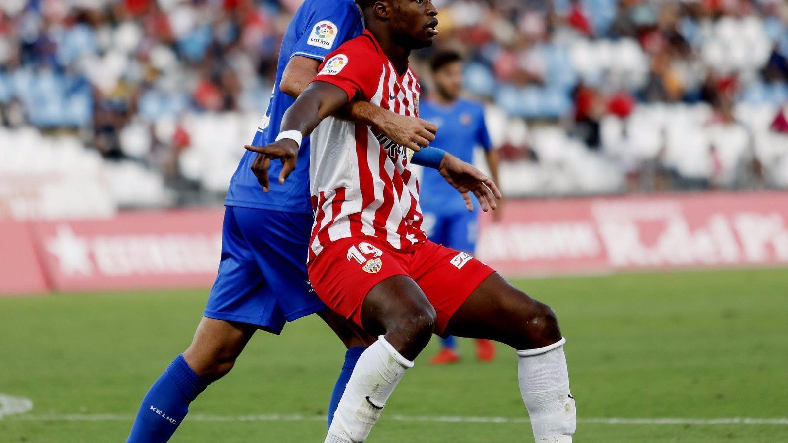 El Reus, eliminat al camp de l'Almeria