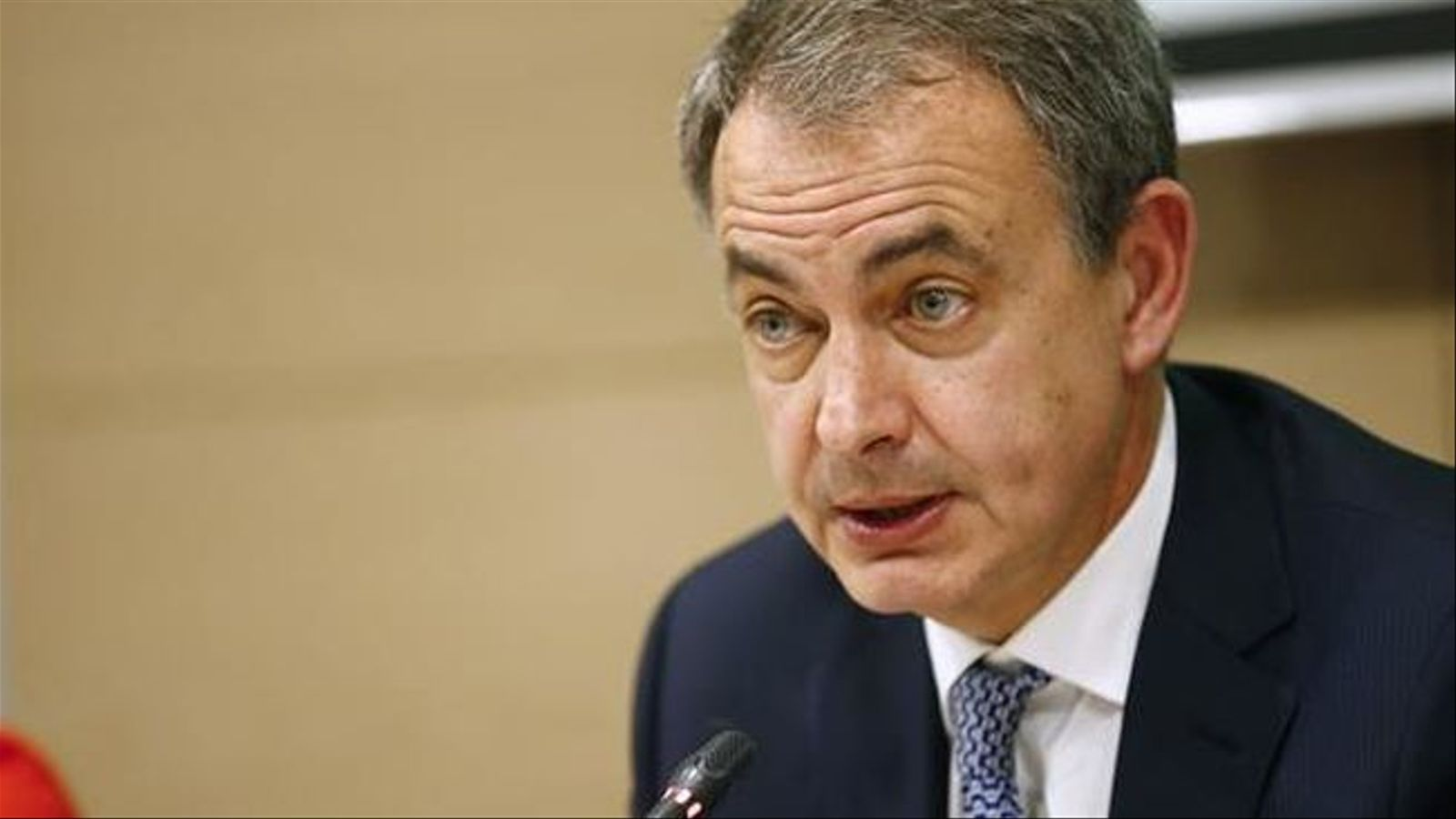 """Zapatero anima Sánchez a seguir amb el diàleg amb els independentistes perquè """"no són colpistes"""""""