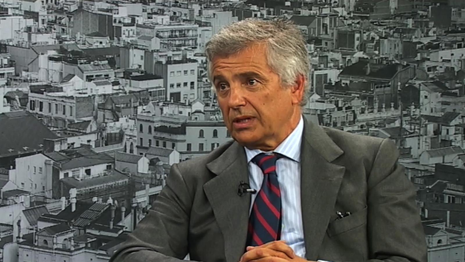 """J.A. Samaranch Salisachs: """"No podem dir 'els russos no ens agraden' i tornar als dos blocs"""""""