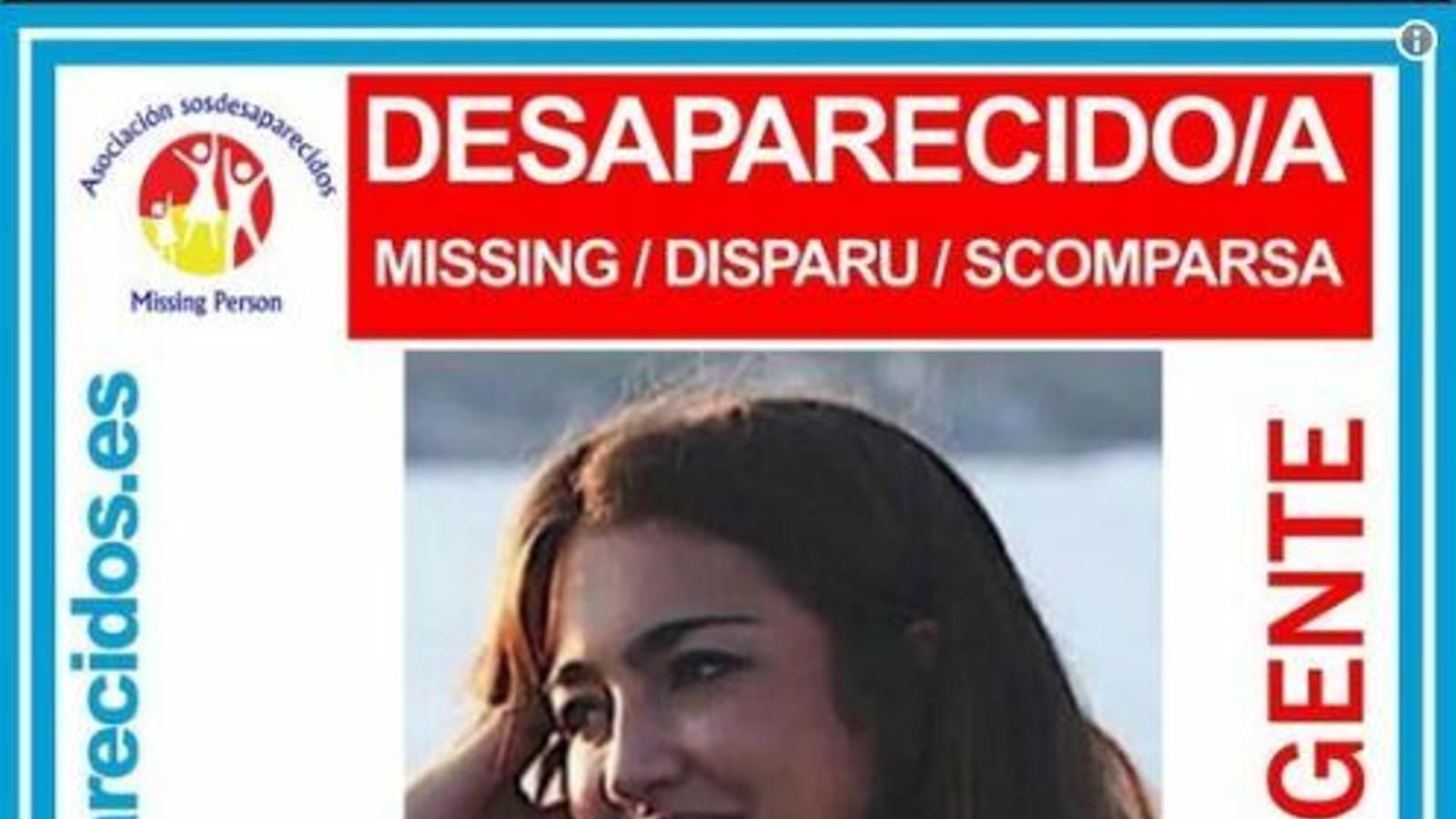 Troben la motxilla, el mòbil i l'ordinador d'una estudiant mallorquina desapareguda a París