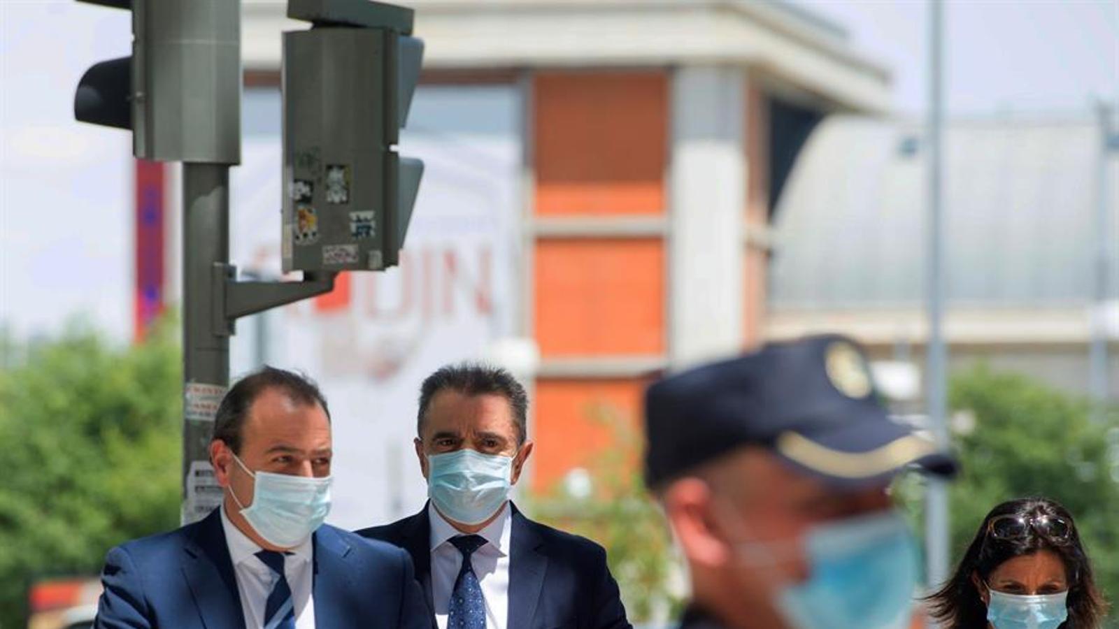 La jutge arxiva la causa del 8-M contra el delegat del govern espanyol a Madrid