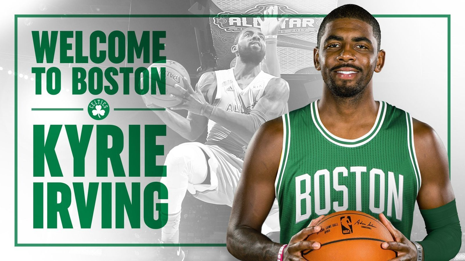 Celtis i Cavaliers sacsegen la NBA: Irving a Boston; Thomas a Cleveland