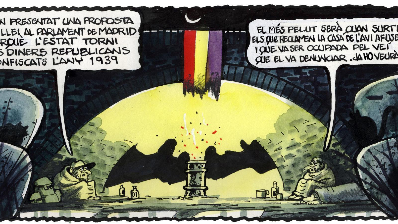 'A la contra', per Ferreres 20/10/2020