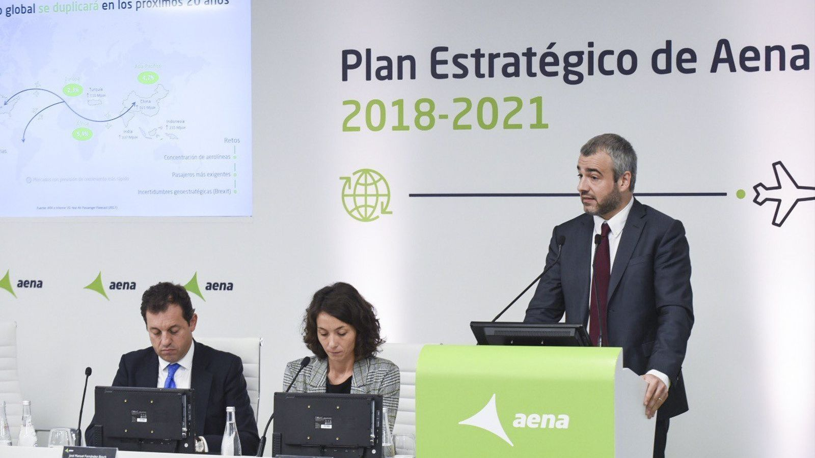 Maurici Lucena, nou president d'Aena, manté el secret dels beneficis econòmics que genera l'aeroport del Prat