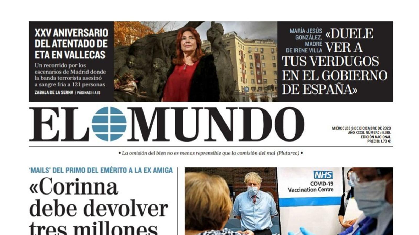 9/12 El Mundo