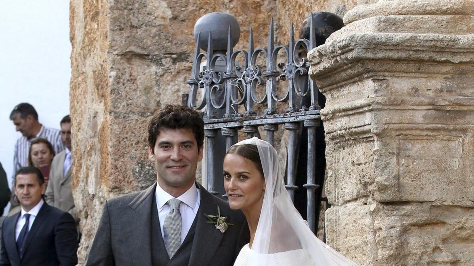 Alejandro Santo Domingo es casa amb Charlotte Wellesley