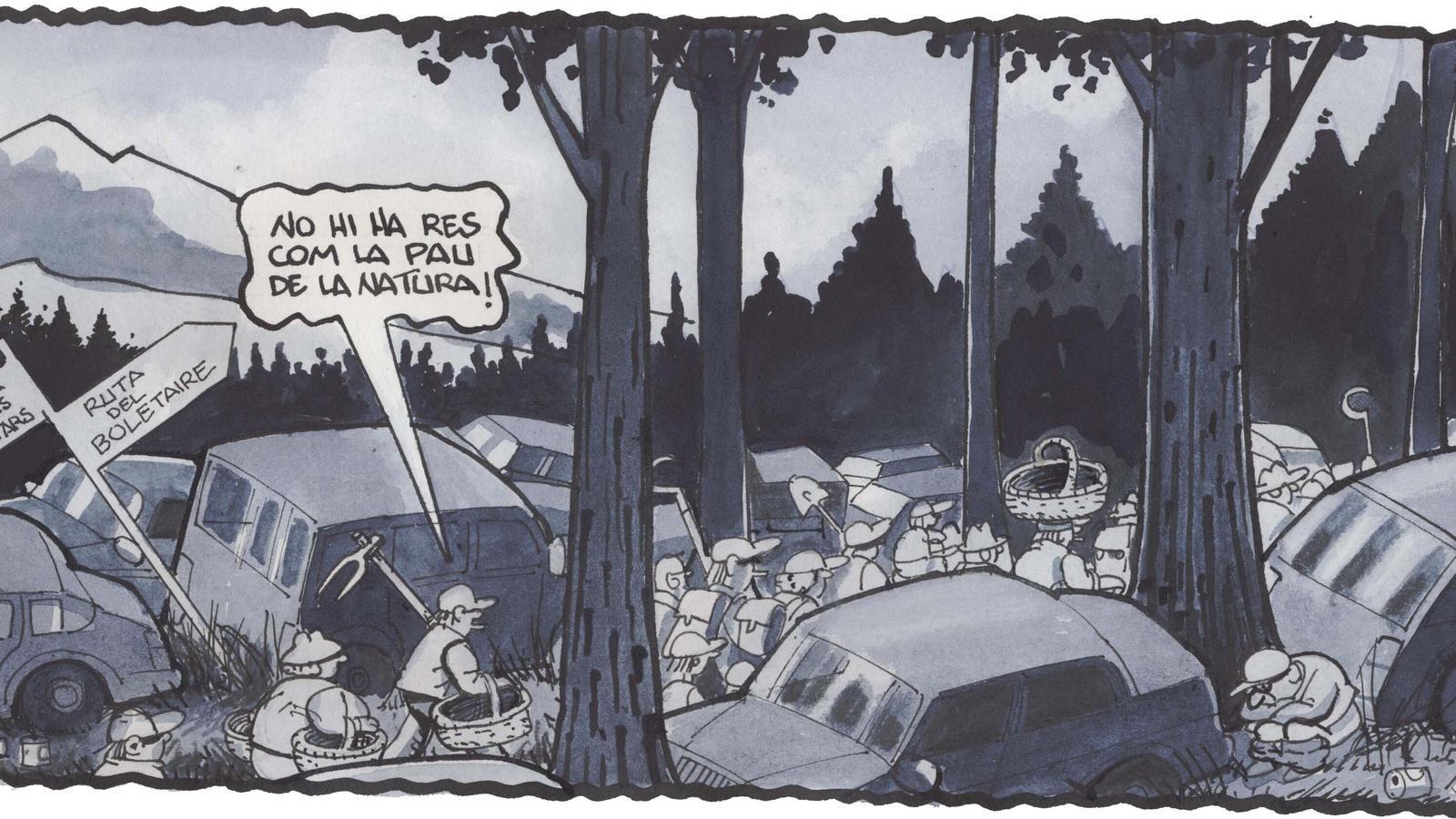 'A la contra', per Ferreres 24/10/2020