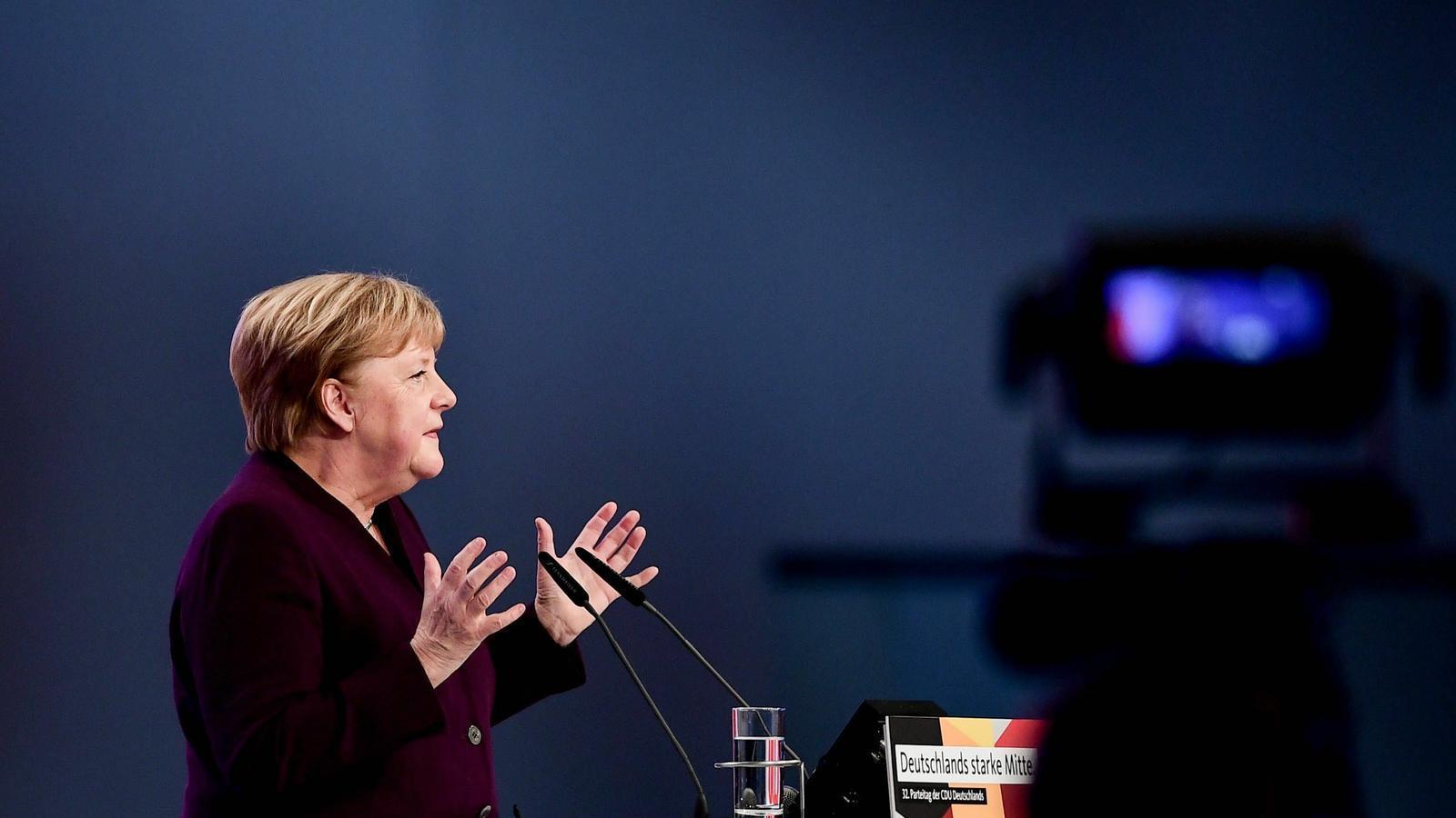 És hora d'un canvi a Alemanya