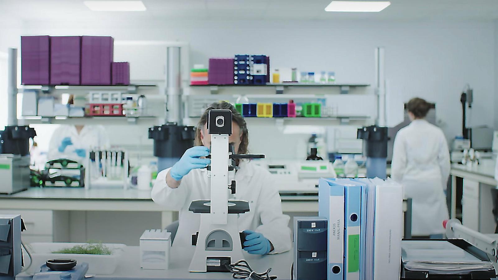 Un laboratori mallorquí enllesteix un test PCR amb resultats en 30 minuts