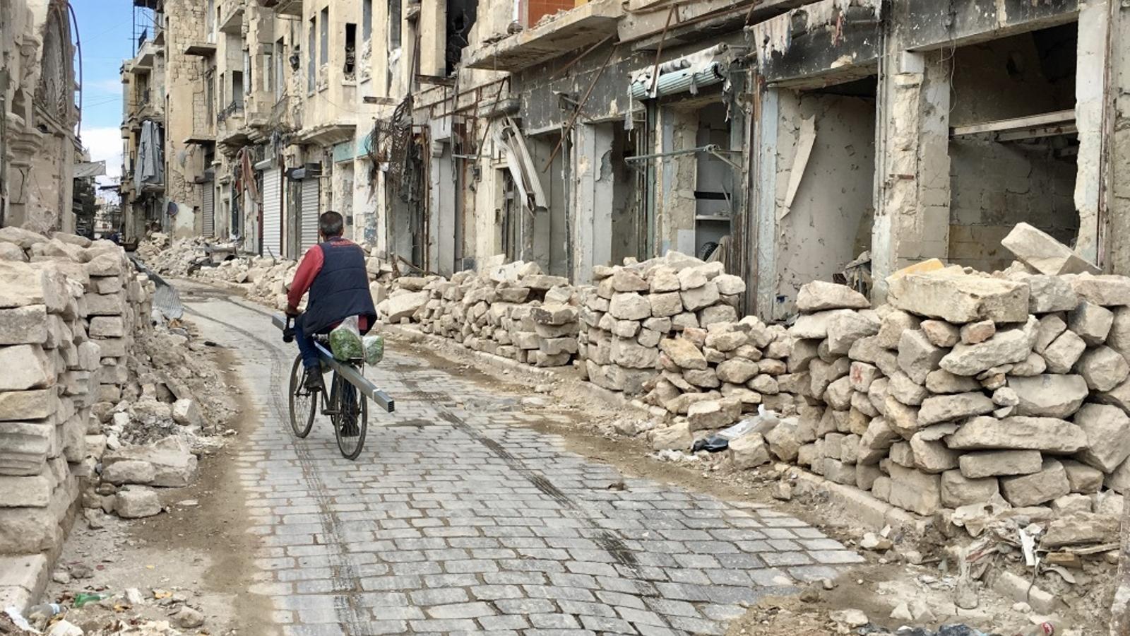 Crònica d'un retorn: Síria després de l'Estat Islàmic