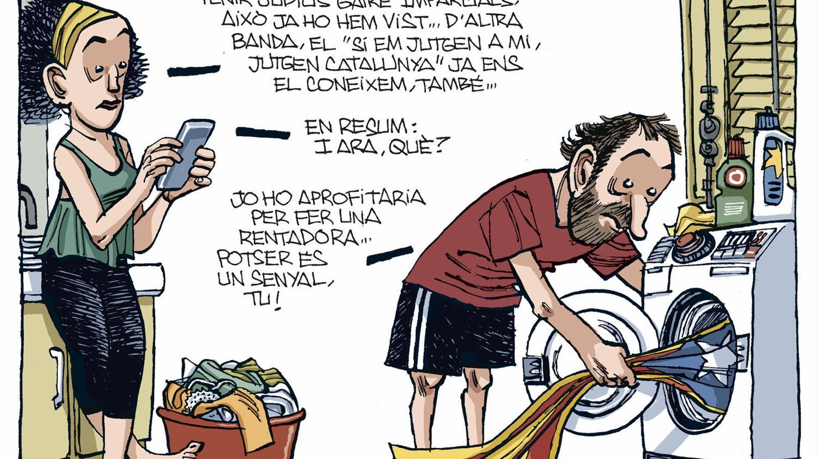La vinyeta de Manel Fontdevila 28/06/2020