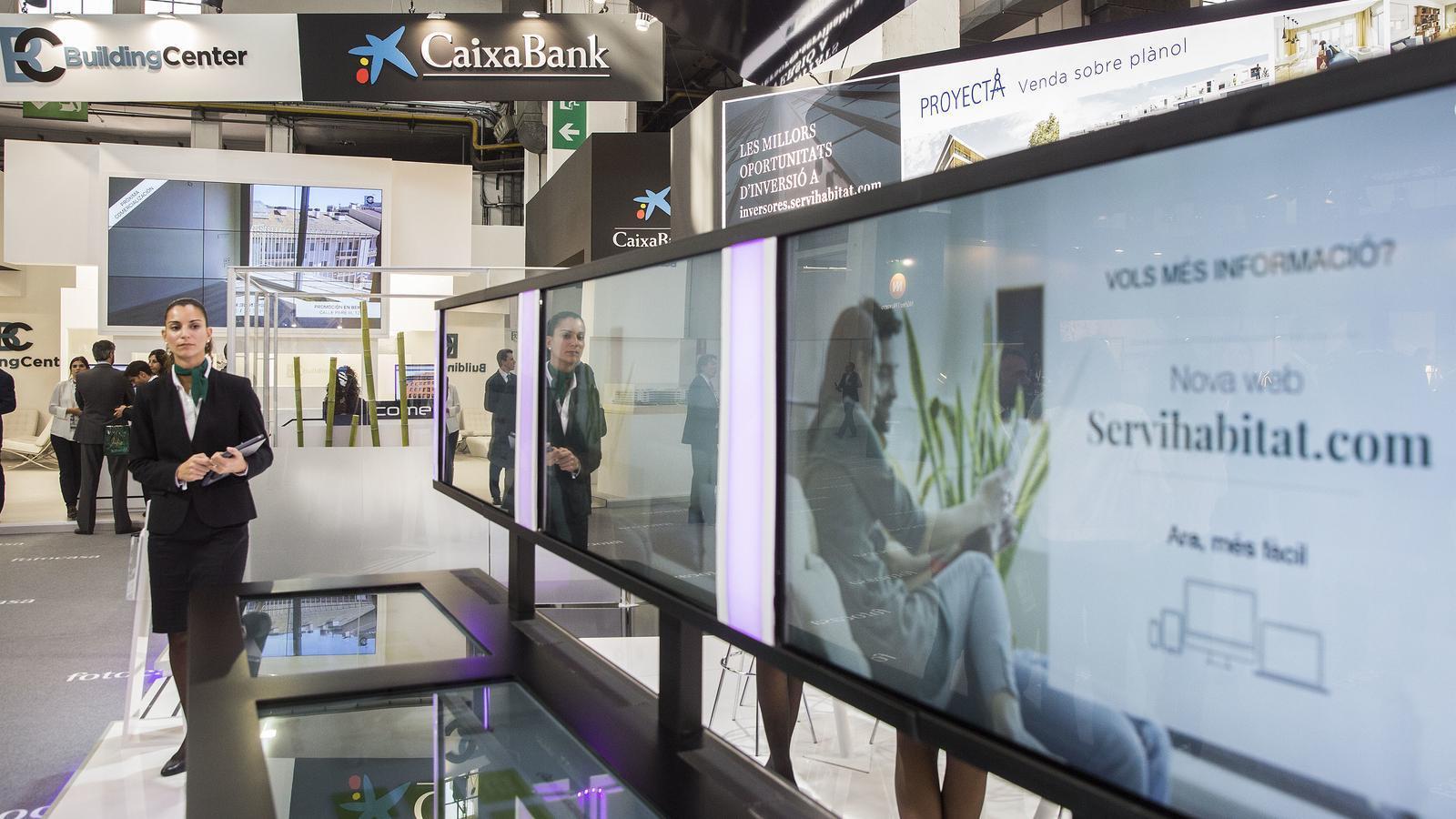 La immobiliària Servihabitat trasllada la seu social a Madrid