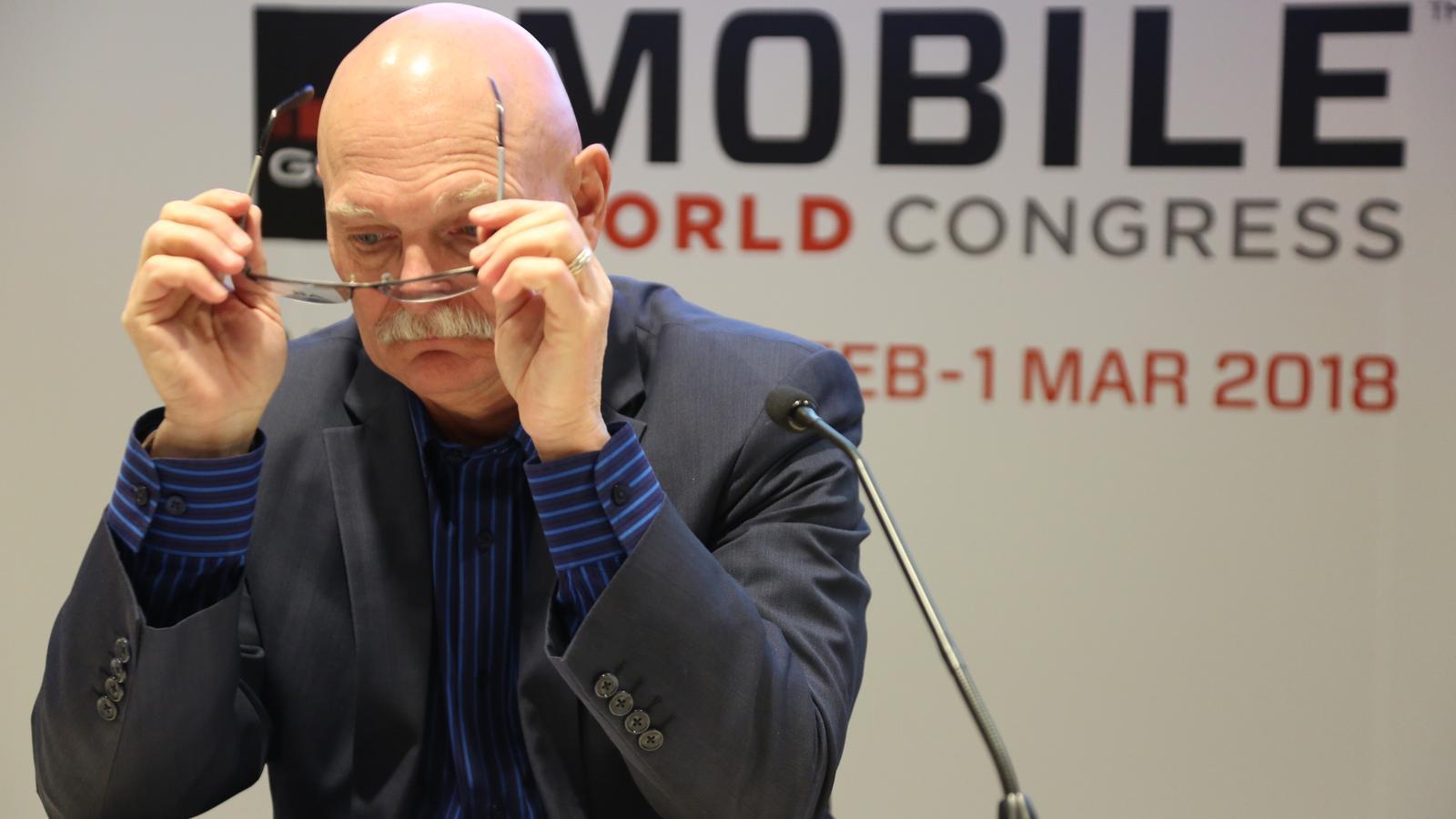 """La GSMA demana un """"entorn estable"""" per a la nova edició del Mobile"""