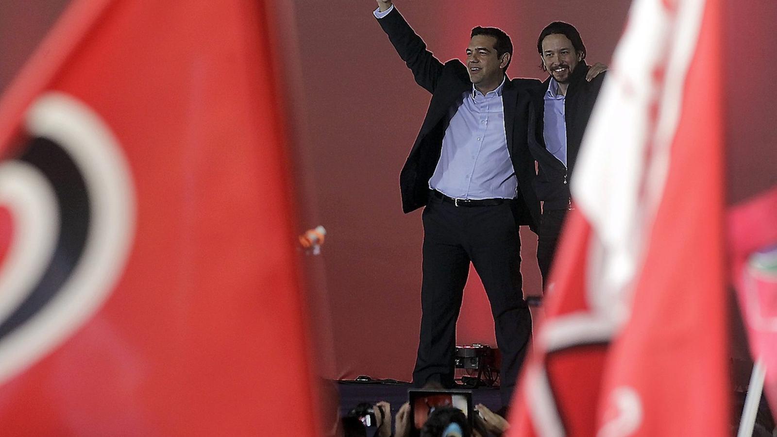 El referèndum grec i Podem