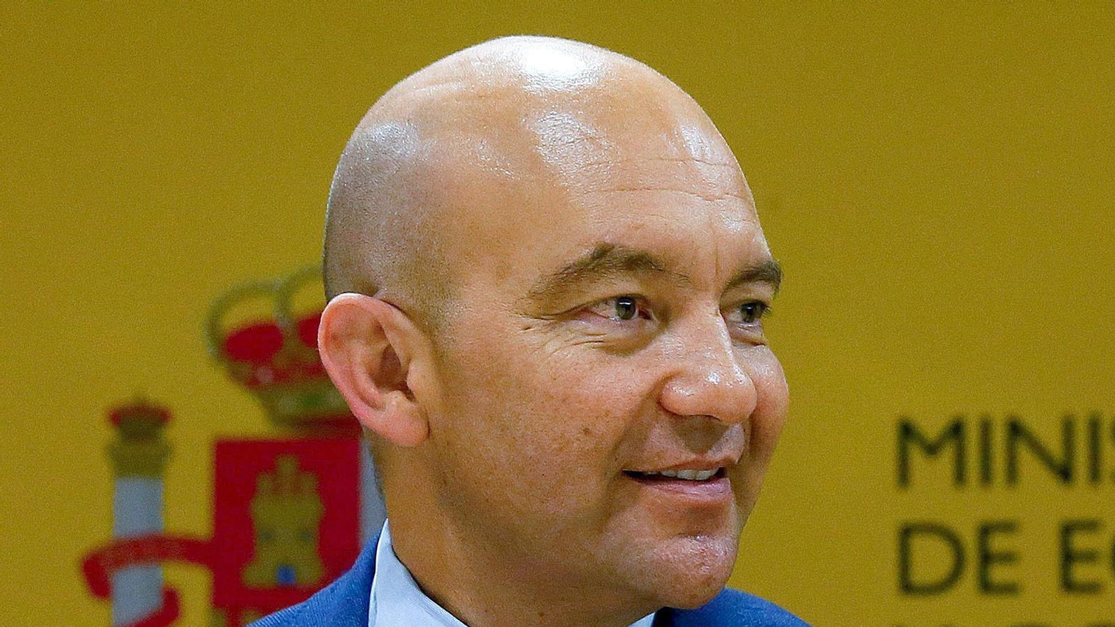 Llegeix aquí el perfil de Jaime García-Legaz: de la Faes a president d'Aena (passant pel Petit Nicolás)