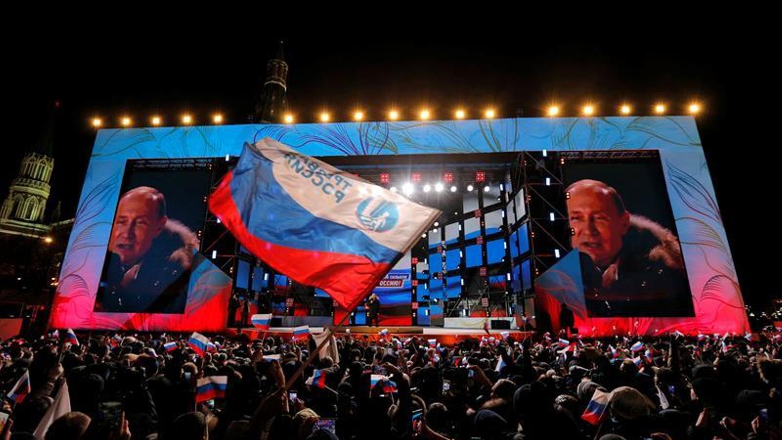 Putin, el 'tsar' del Kremlin
