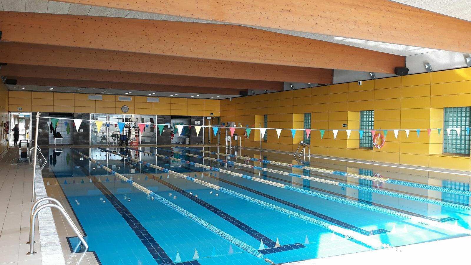 La piscina municipal de Son Roca