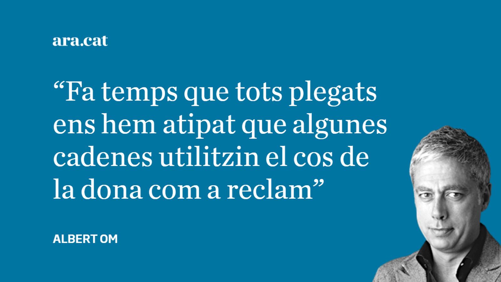 """Carta a Cristina Pedroche: """"La meva mirada bruta"""""""